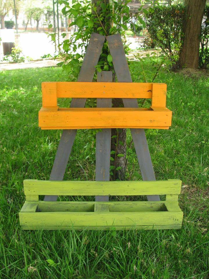 some brilliant diy wood pallet planter ideas 101 pallet Homemade Pallet Furniture Pallet Furniture Plans