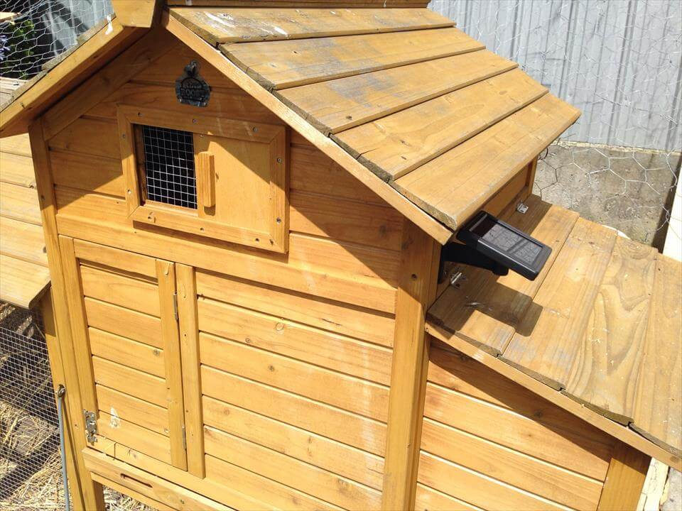 ... DIY Pallet Dog House / Cat House/ Playhouse DIY Wood Pallet Pet House