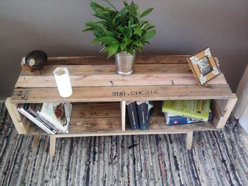 Creative Uses for Old Pallets: DIY