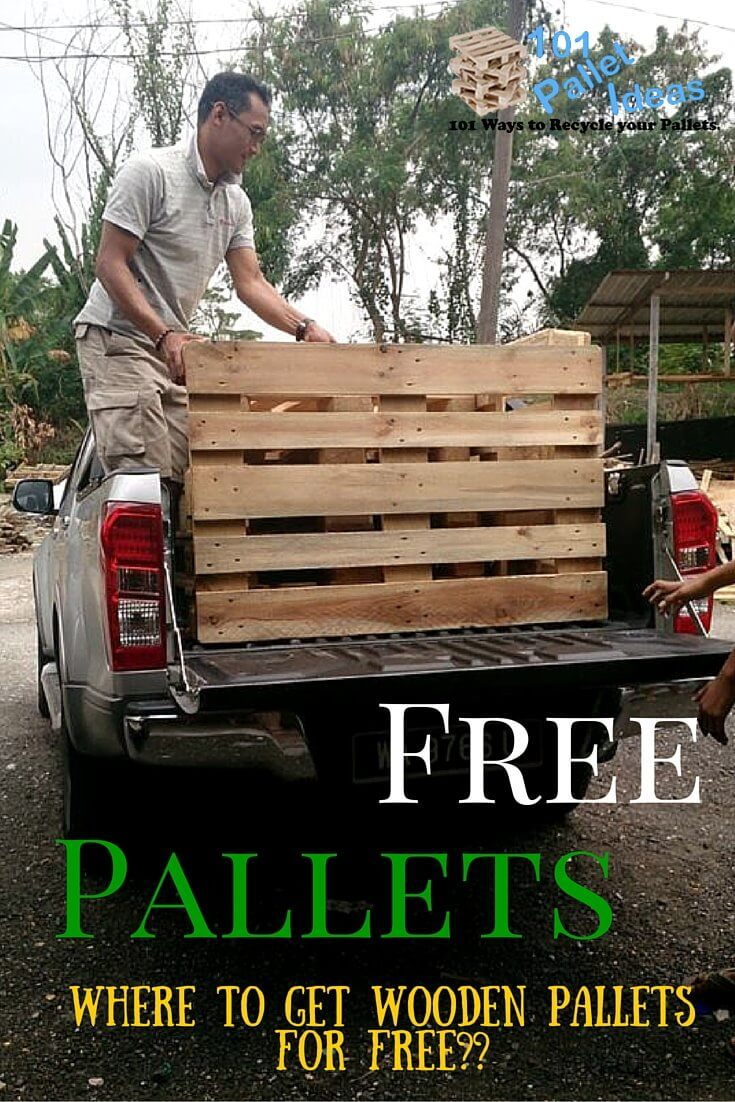 Where to Get Pallets?