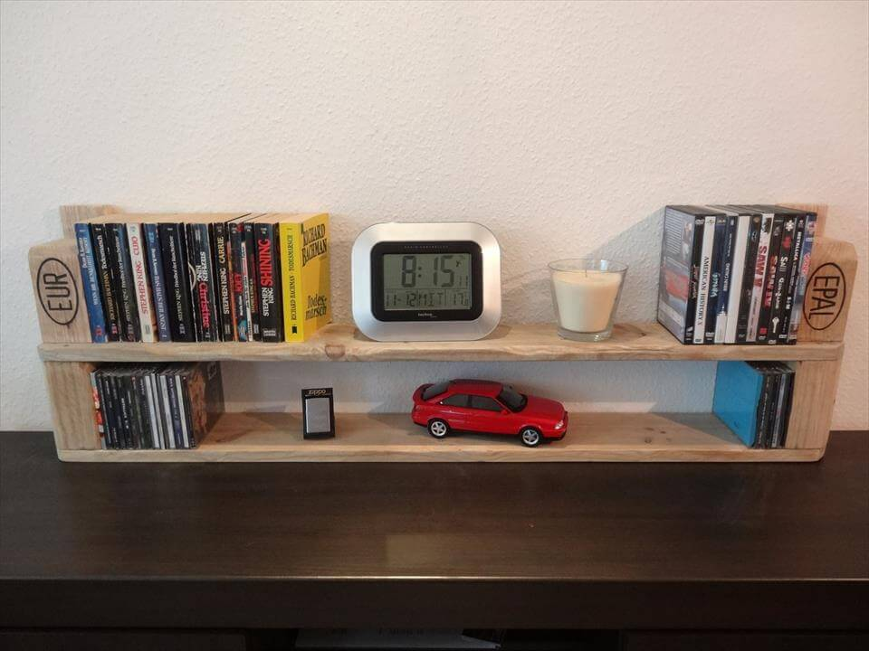 ... this low cost wooden shelf with mind blowing functional statements