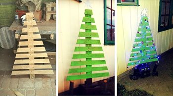 Pallet Tree Tutorial