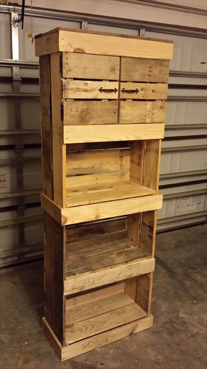 125 awesome diy pallet furniture ideas page 10 of 12 for Pallet ideas
