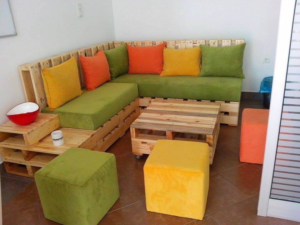 150 wonderful pallet furniture ideas