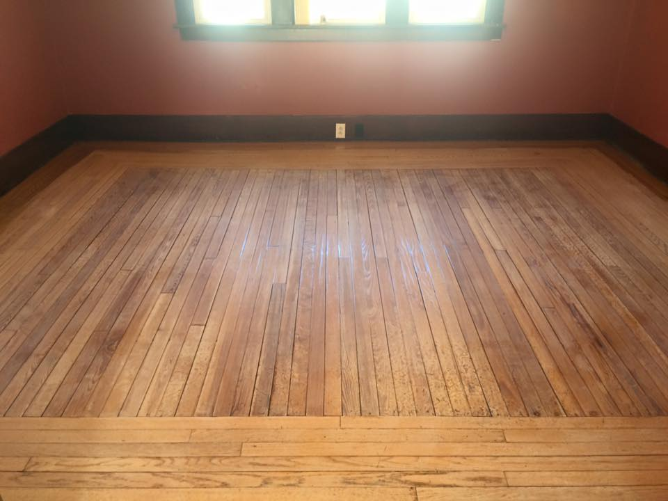 self-installed pallet interior floor - Pallets Wood Flooring