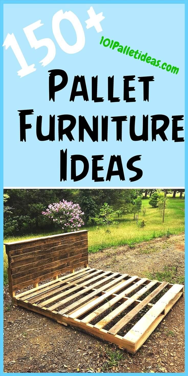 Pallets Wood Furniture