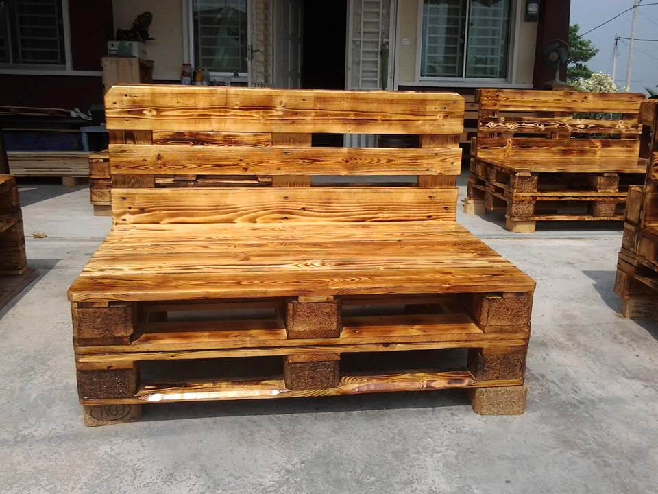 130 inspired wood pallet projects for Pallet ideas