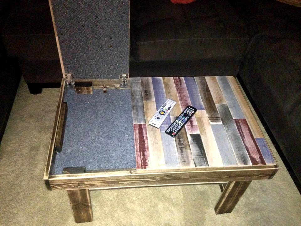 100+ [ Diy Wood Pallet Coffee Table ] | Maximize Your ...