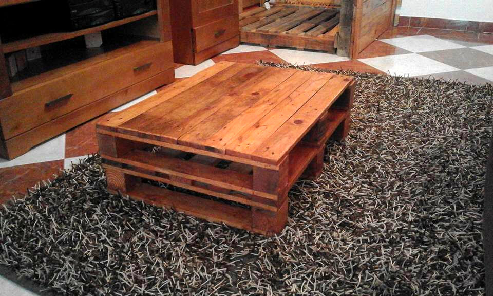 rustic coffee table made out of pallets white chic pallet coffee table ...