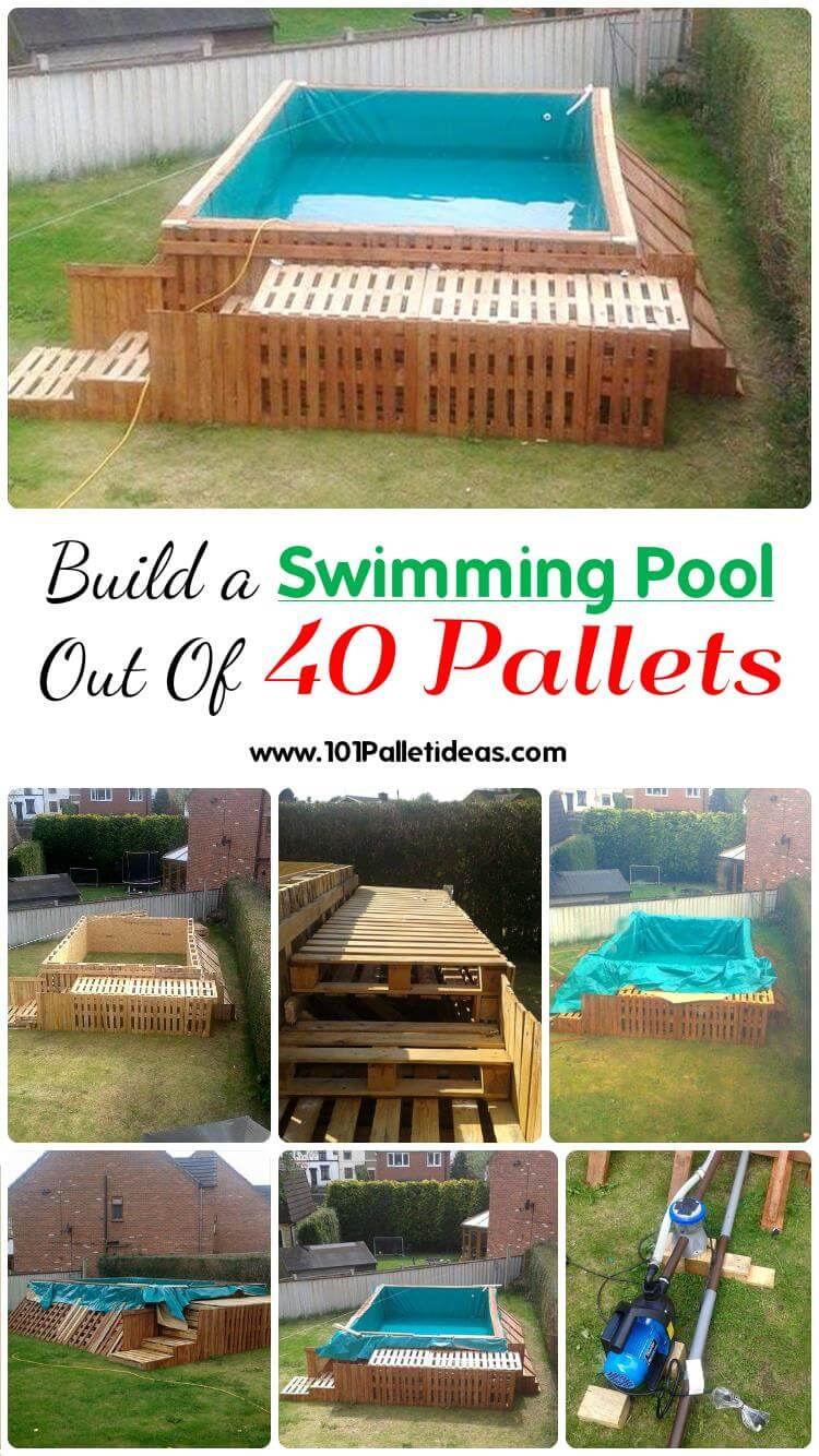 How to make a swimming pool in your backyard 28 images for Build your own swimming pool