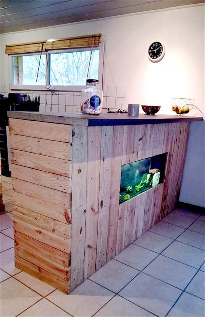 50+ Best-loved Pallet Bar Ideas & Projects - Page 4 of 5 ...