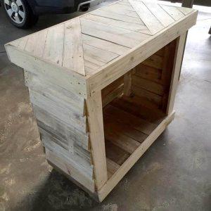 diy pallet table or bar