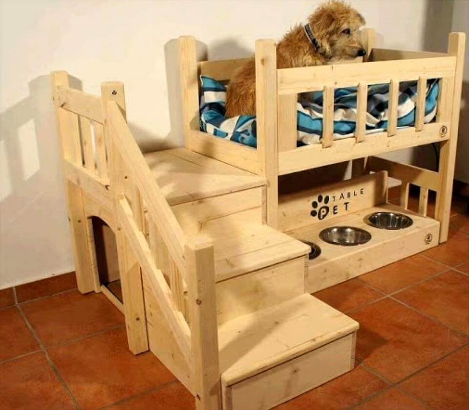 40 Diy Pallet Dog Bed Ideas Don T Know Which I Love More