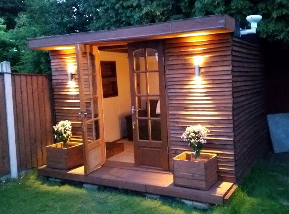 15 Cool Projects Made from Pallets