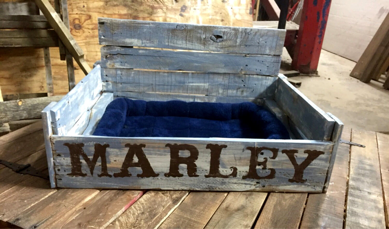 40 DIY Pallet Dog Bed Ideas Dont Know Which I Love More