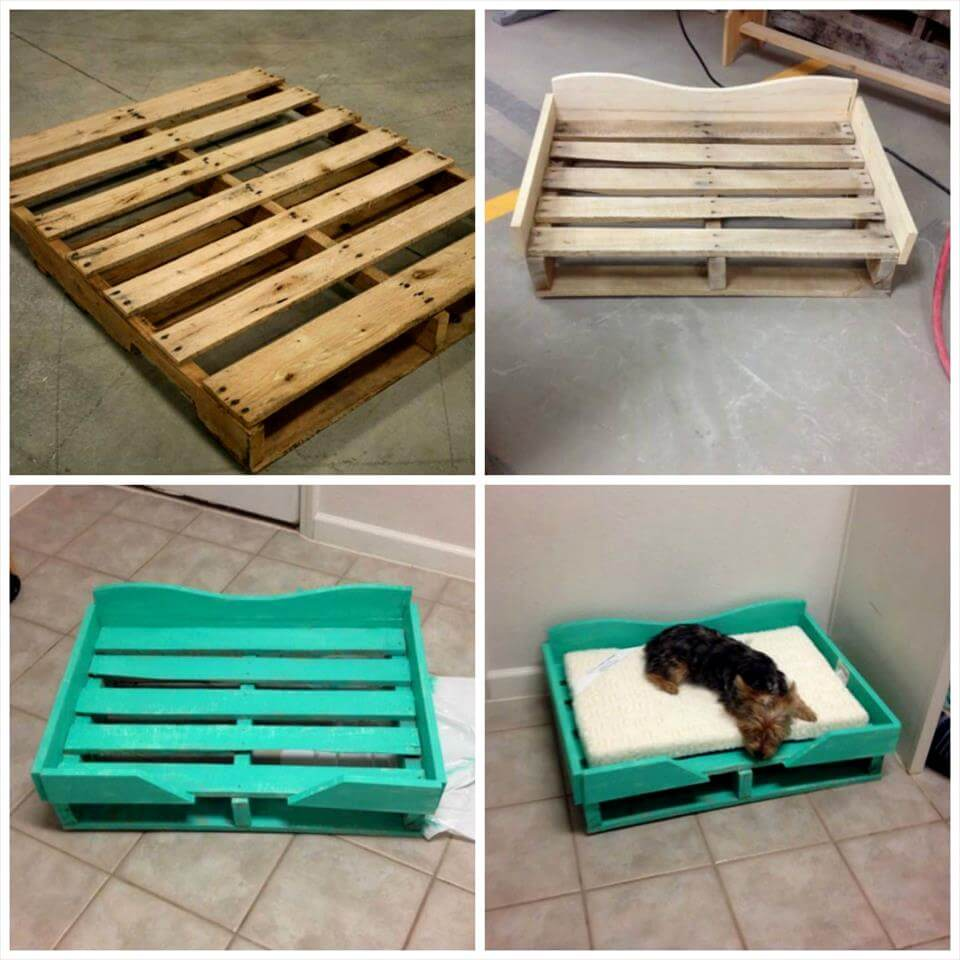 40 diy pallet dog bed ideas don 39 t know which i love more