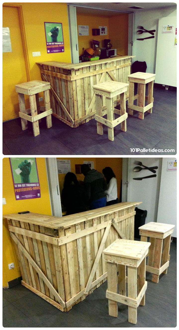 15 Top Pallet Projects You Can Build At Home 101 Pallet