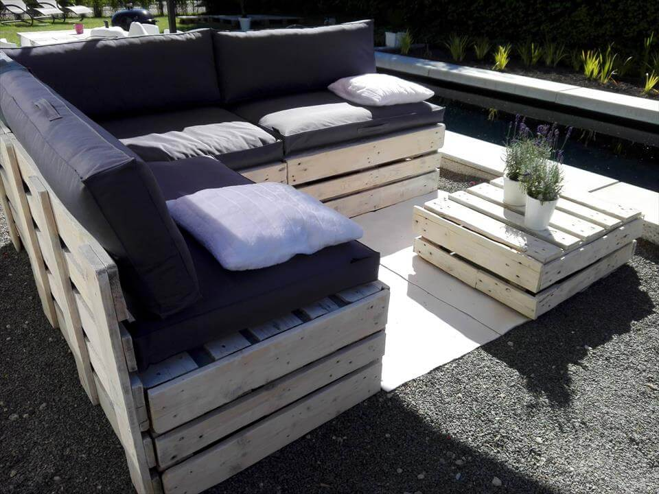 outdoor wooden bench diy | Quick Woodworking Projects