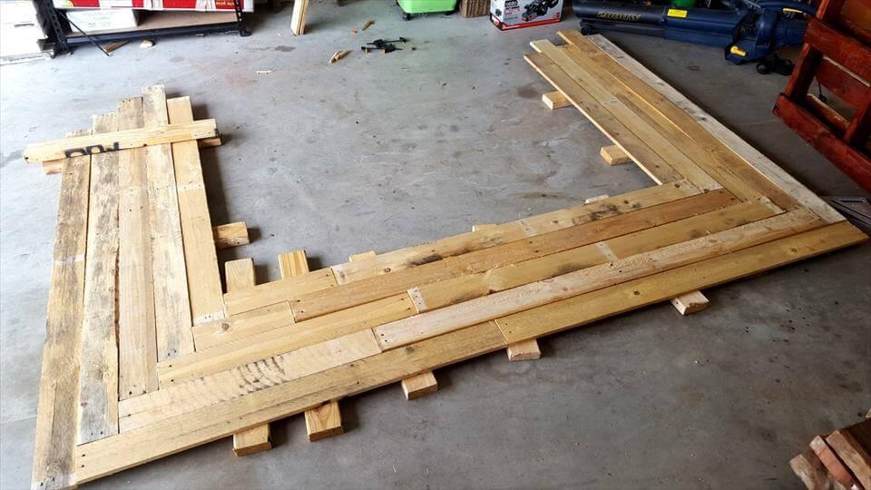 build a bar with pallets 101 pallet ideas