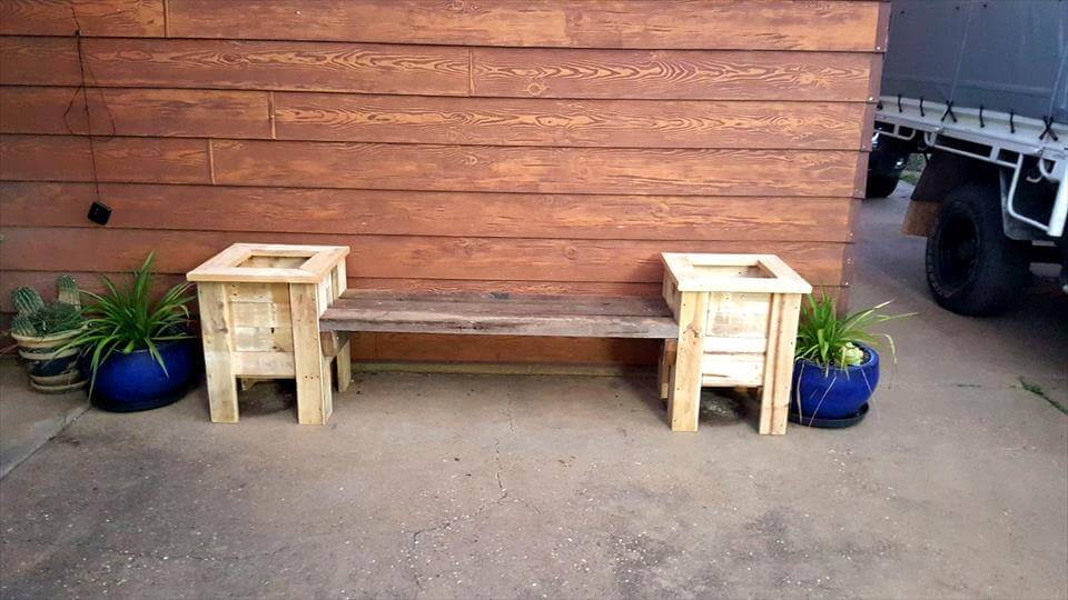 how to make a box seat