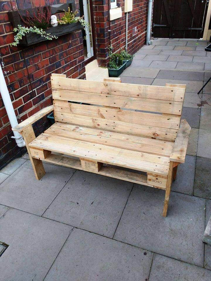 Wooden Bed Frame With Headboard And Foot Board